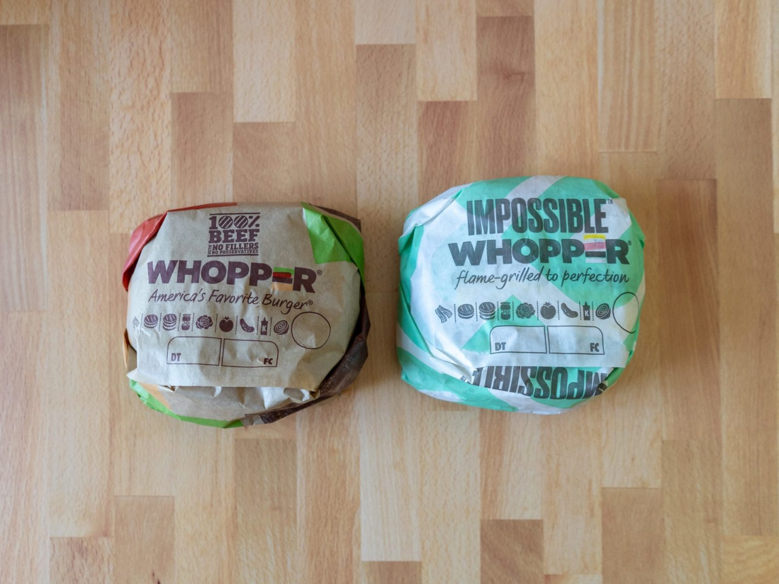 Burger King Whopper Challenge