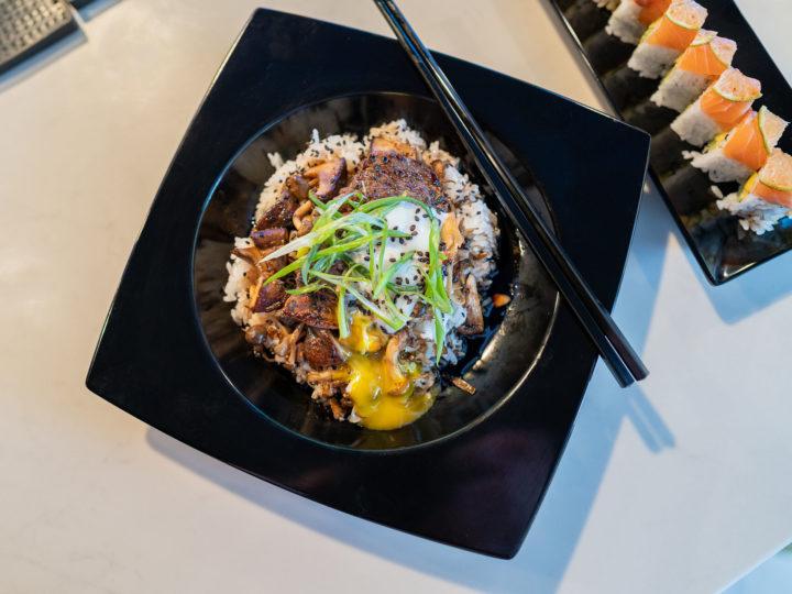 Blue Marlin sukiyaki