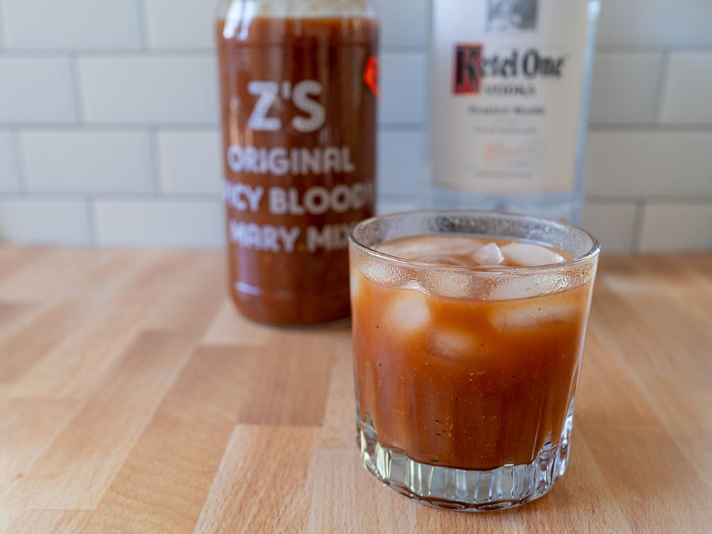 Z's Original Spicy Bloody Mary Mix